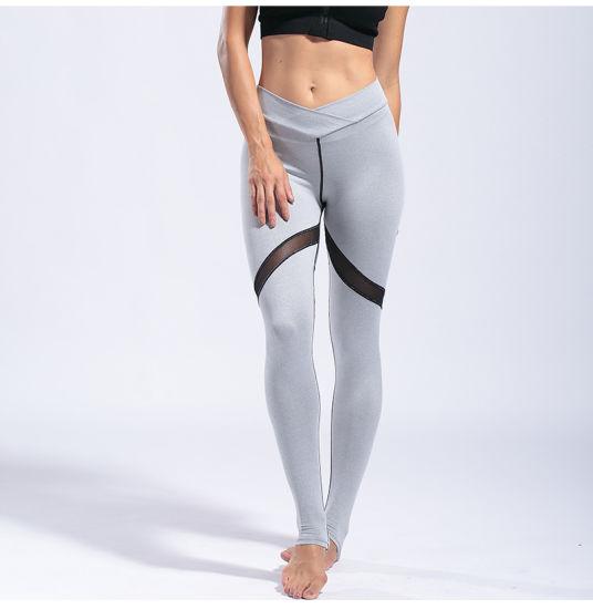 da07f33372 China Hot Sale Custom Women Yoga Pants Fitness Sports Leggings ...