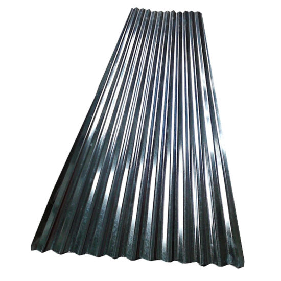 Metal Roofing Anti Rust Corrugated Galvanized Roofing Sheet
