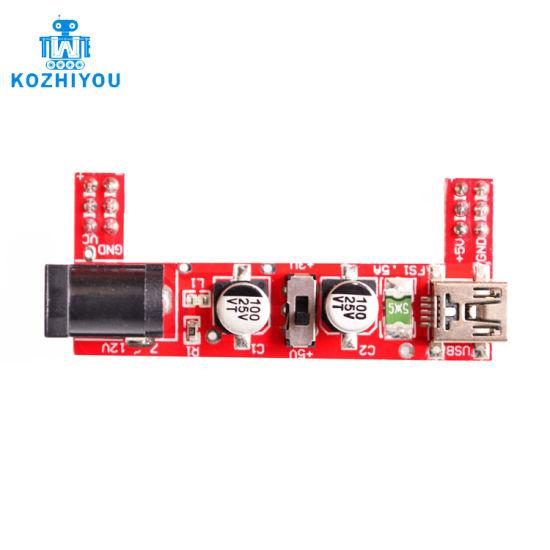 Breadboard Power Supply Module 2-Way 5V//3.3V for