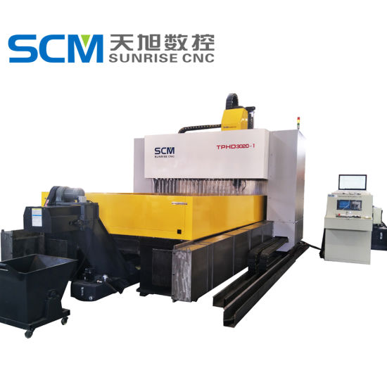 High Speed CNC Drilling Milling Machine for Steel Structure