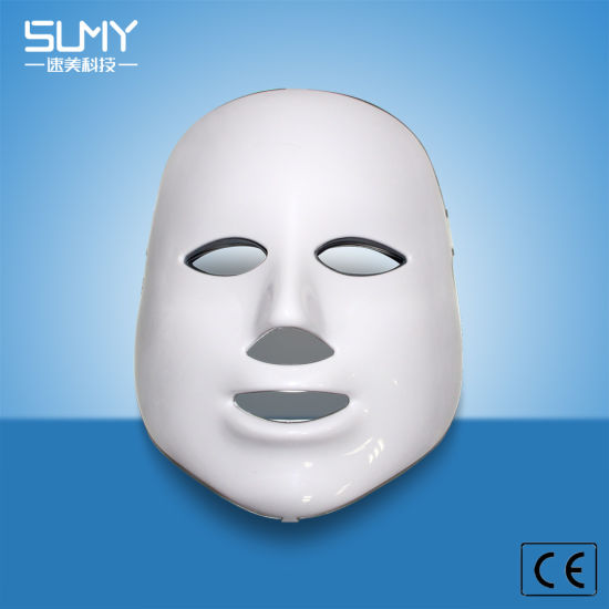 Light Therapy Skin Care Skin Rejuvenation LED Facial Mask pictures & photos