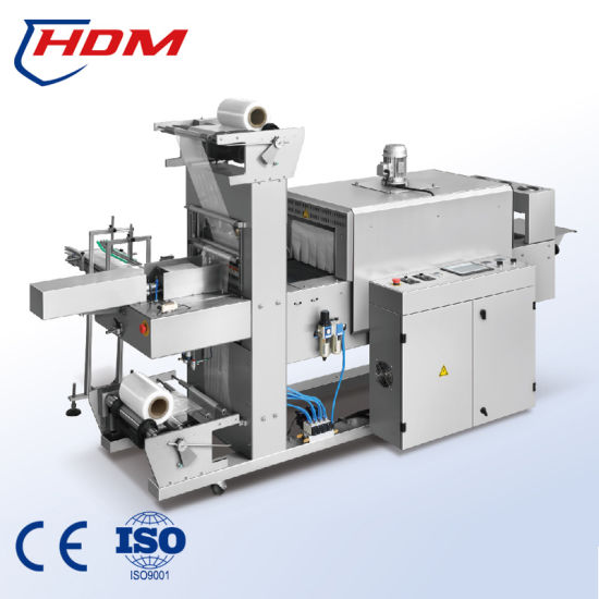 Automatic Sleeve Sealing Heat Shrink Packaging Machine