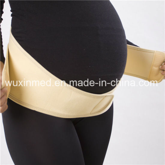 f86889bf31 Comfortable Elastic Maternity Belt Back Support Belt Pregnancy Belly Band -  China Pregnancy Belly Band
