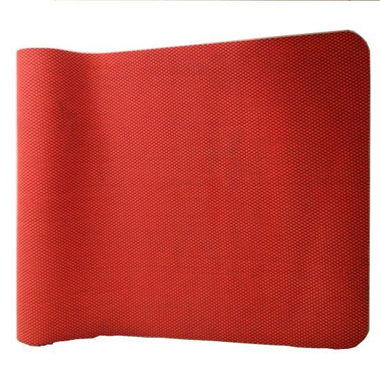 Dual Color Non Slip Natural Rubber Chakra Yoga Mat