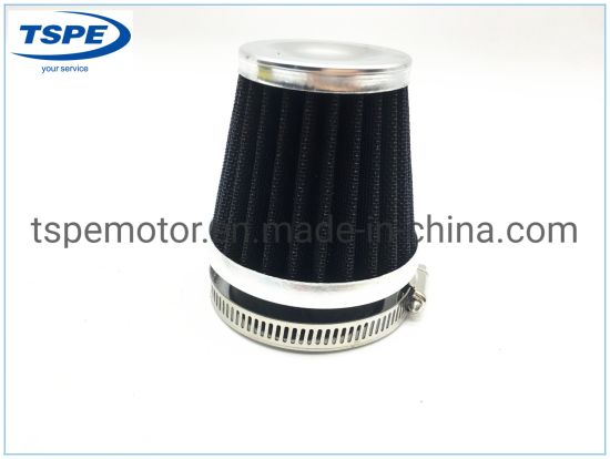 Motorcycle Air Filter Universal 52mm pictures & photos