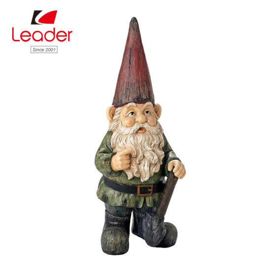China High Quality Xl Size Gnome Statue