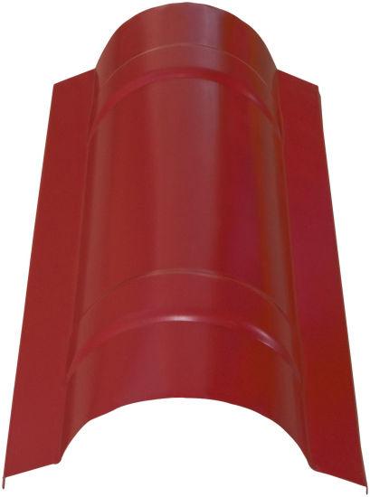 Liming R95 Steel Sheet Cap Ridge Tile Roll Forming Machine/Metal Ridge Cap Roll Forming Machine Price