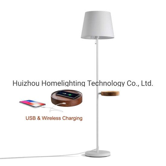 China Jlf 23213 Home Living Room, Wireless Floor Lamp