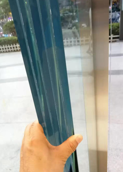 PVB Sgp Laminating Film Clear Colored Curved Tinted Decorative Laminated Building Balustrade Safety Glass From Factory Manufacture Supply with Wholesale