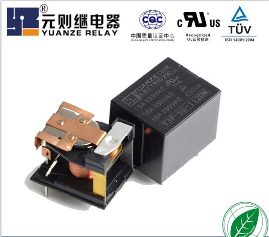 China 0.36W 24V/12V General Power Relay 4 Pin 5 Pin for ... on