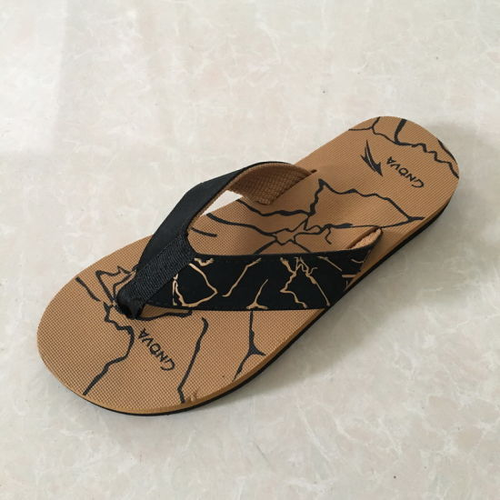New Style Hot Sales Men Slipper Shoes