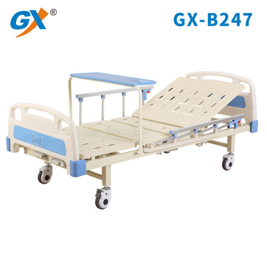 Two Functions Manual Hospital Bed for Sale