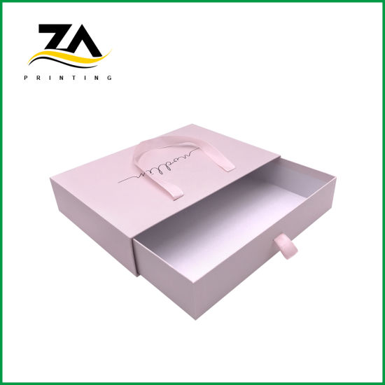 High Quality Matt Surface Color Printed Package Box