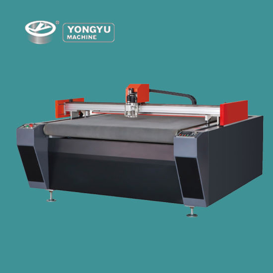 Yp/Yl Series CNC Digital Knife Multifunctional Cutting Machine for Leather