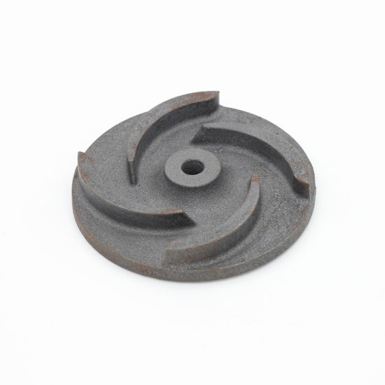OEM Ductile Iron Casting with ISO Certification Welding Machine