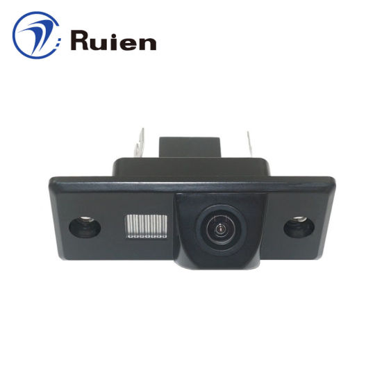 Manufacturer's Direct Sales Camera for Volkswagen Tiguan Model License Plate Lamp Type Original Star Sky Night Vision Vehicle Camera