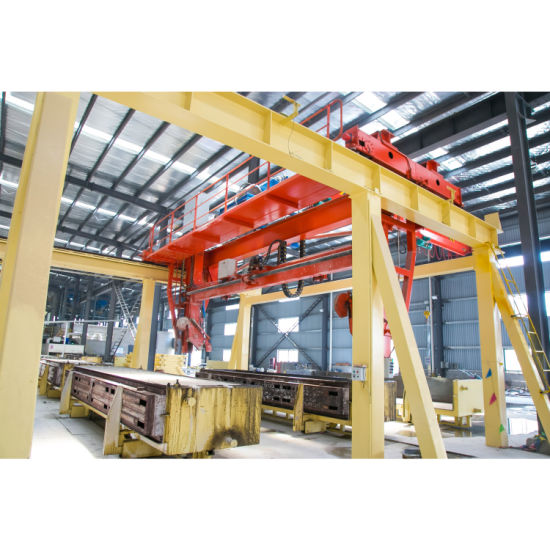 Automatic AAC Block Brick Making Production Line Machine