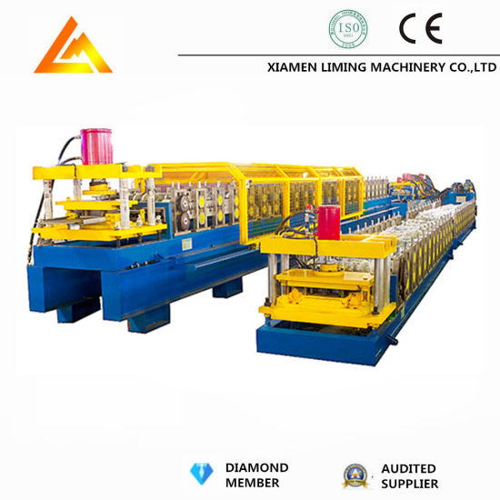 Cassette Change Type Roll Forming Making Machine pictures & photos