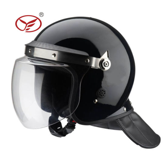 French Style Police Anti Riot ABS Helmet for Sale