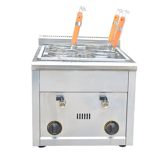 Commercial Kitchen Equipments 9 Holes Commercial Induction Pasta Cooker Electric pictures & photos