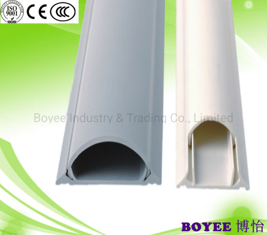 China Cable Protector Floor Wall Type Rigid Durable Wire