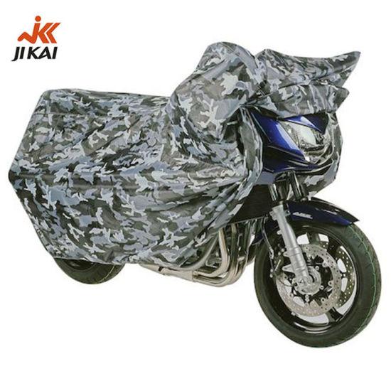 Motorbike Rain Cover Printed Outdoor Storage Portable Best Waterproof Motorcycle Cover