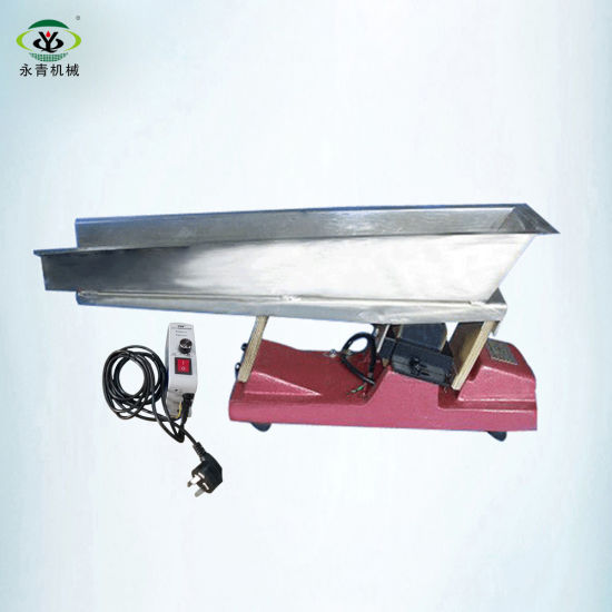 Stainless Steel Vibrating Feeder Machine Automatic Electromagnetic Vibration Feeder