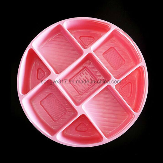 Creative Round Candy Box Blister Lining pictures & photos