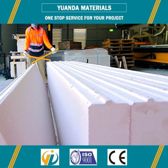 China Autoclaved Aerated Concrete Hebel Panel - China