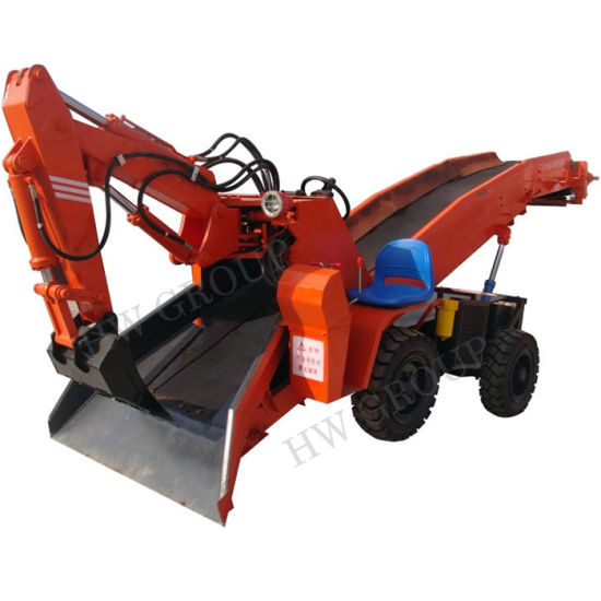 Crawler Mounted Mining Tunnel Mucking Loader Equipment Price pictures & photos