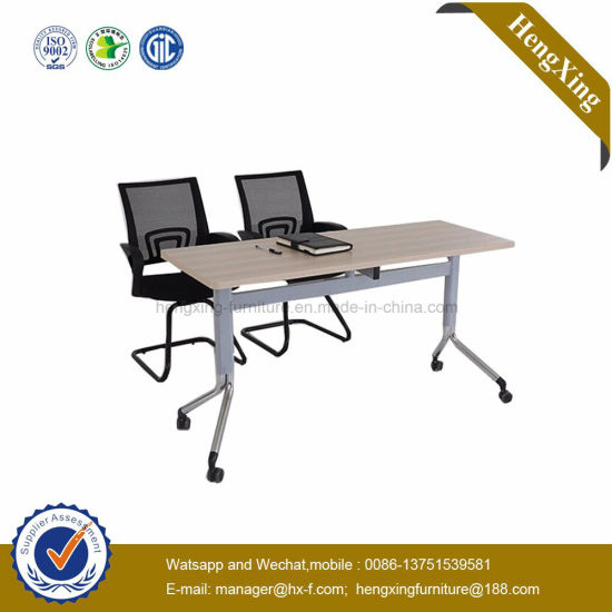 School Furniture Used High School Classroom High Quality Double Desk (HX-5D149) pictures & photos