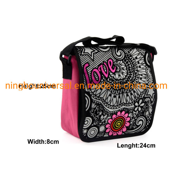 New Design Fashionable and Affordable School DIY Kids Drawing Bag