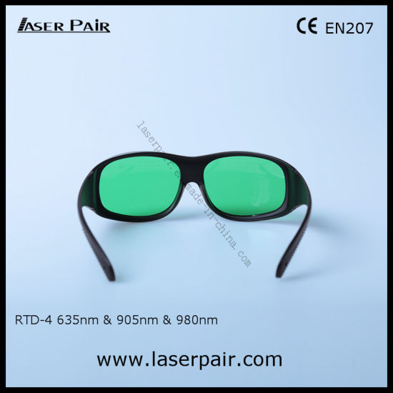 1eeea6a4cd ... of Laser Safety Goggles for 635nm Red Lasers and 905nm 980nm Diode  Lasers (RTD-4 630-660nm  800-830nm  900-1100nm) with Frame 33. Get Latest  Price