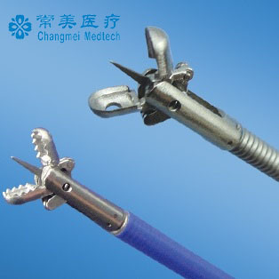Disposable Endoscopic Hose-Type Biopsy Forceps CE Certificate pictures & photos