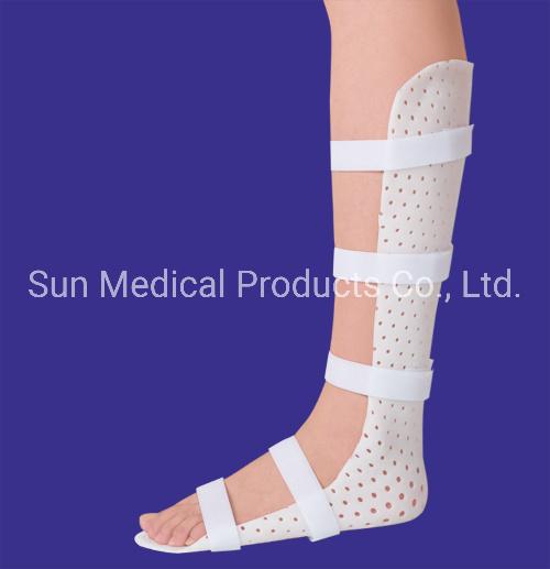 Thermoplastic Splints - Ankle Foot Immobilization Precut Splint