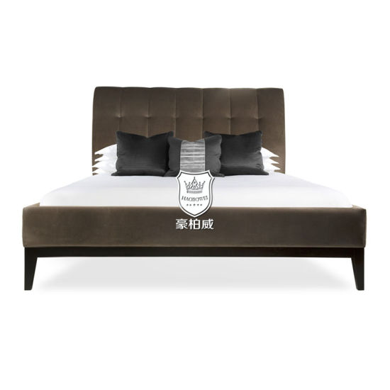 China Hotel Bed Suppliers Hotel Bed Pictures in Good Quality for ...