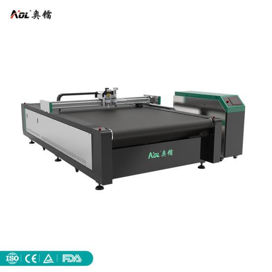 Digital Knife Cotton Felt/Soundproof/Carbon Fiber Cutting System