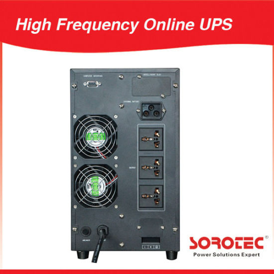 High Frequency on Line UPS HP9116c Plus 1-3/6-10/10-20kVA pictures & photos
