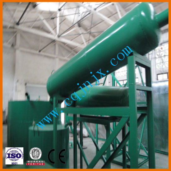 High Profit Jnc Series Waste Oil Recycling Machine to Diesel Fuel pictures & photos