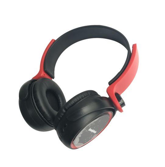 Bluetooth Wireless TF Card FM Headset MP3 Headphones