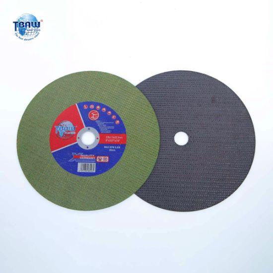 230X3X22.2mm German En12413 Abrasive Grinding and Cutting Disc