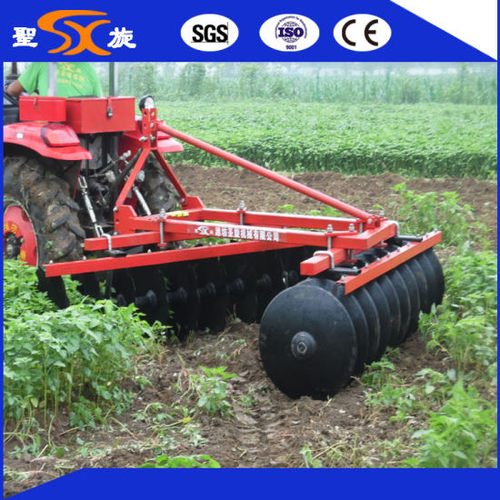 Heavy-Duty Disc Farm Harrow with Hydraulic System pictures & photos
