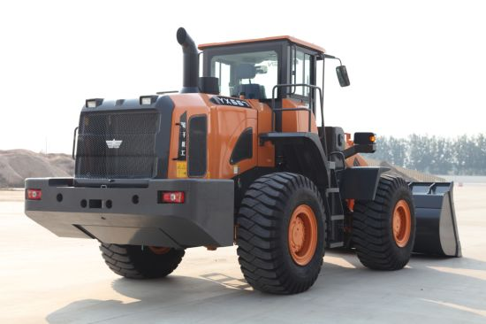 Ensign Wheel Loader Yx667 with Joystick and 3.5 M3 Bucket Capacity pictures & photos