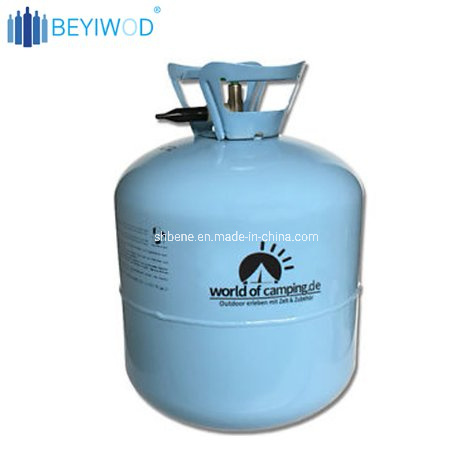 30lb 50lb Small Helium Balloon Tank Filled Pure Helium Gas Cylinder