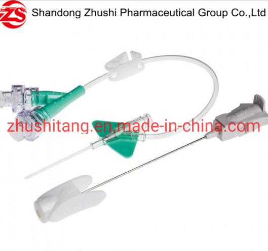 Disposable IV Cannula/IV Catheter and Indwelling Needles 14G-26g for Sale pictures & photos
