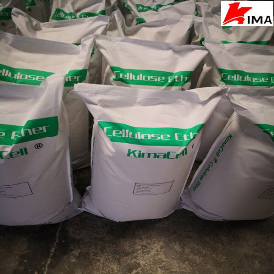 Construction Grade Hemc / HPMC / HEC / Mhec for Wall Putty, Tile Adhesive,