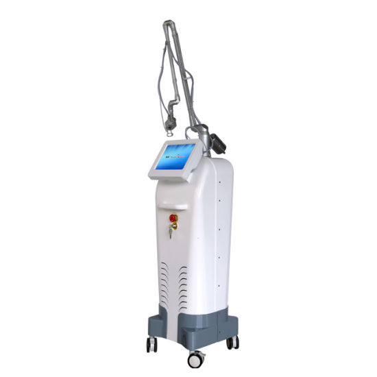 2019 CO2 Laser Fractional for Spot Removal Machine Wrinkle Removal Skin Care Device