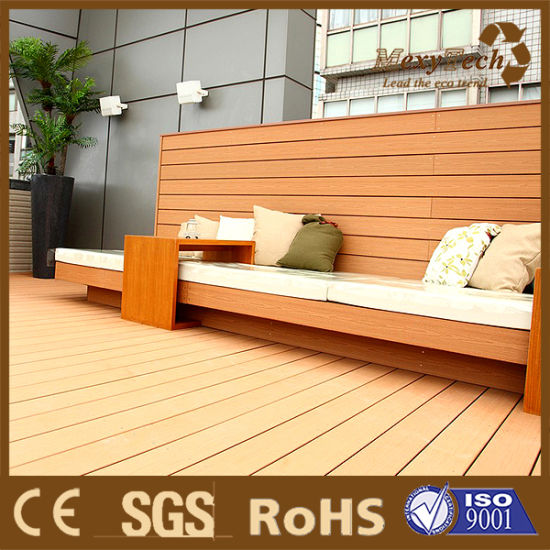 Economical Type WPC Indoor Wall Decoration Panel Composite Wood Material pictures & photos