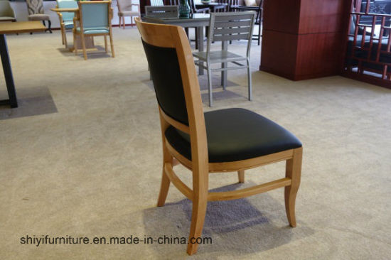 Solid Single Chair for Dining Room Hotel Furniture pictures & photos