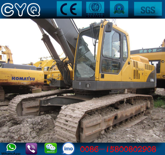 China Used Volvo Excavator Ec360blc, Volvo 360 Crawler Excavator for